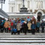 Паломническая экскурсия в Храм Христа Спасителя  21 февраля 2007