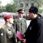 День отряда специального назначения «Пересвет» 31 августа 2007