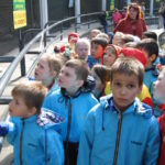 Экскурсия в Московский зоопарк для детей из семей погибших военнослужащих 18 апреля 2007