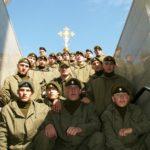 Паломническая экскурсия в Храм Христа Спасителя военнослужащих внутренних войск МВД России  17 сентября 2007
