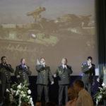Встреча однополчан в честь 65-ти летия 300 пдп. Культурный центр ВС РФ 28 июня 2008