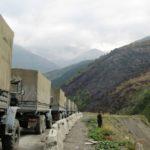 Доставка благотворительной помощи. Южная Осетия 26 – 29 августа 2008