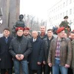 День памяти. 21 бригада оперативного назначения Софрино 7 апреля 2011