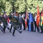 Акция в День Государственного флага России. Лефортово 22 августа 2011