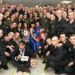 День отряда. оСпН «Пересвет» 3 сентября 2011