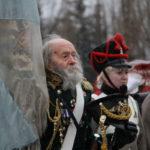 Чтение Высочайшего Манифеста на Поклонной горе 7 января 2012