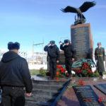 Торжественное мероприятие, посвященное памяти военнослужащих Подразделений специального назначения 27 октября 2012
