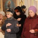 Встреча командующего с семьями погибших военнослужащих. Управление ЦРК ВВ МВД РФ 26 марта 2013