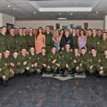День Внутренних войск в Главном военном клиническом госпитале ВВ МВД России 26 марта 2013