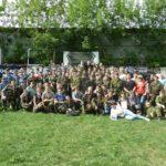 Этап военно-патриотического турнира Кубок павших бойцов спецназа и специальных подразделений. База ОСН «Сатурн» 18 мая 2013