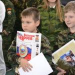 4-ый этап молодёжного военно-патриотического турнира «Кубок павших бойцов спецназа и специальных подразделений» 21 декабря 2013