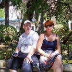 Семья Василия Чубенко на отдыхе в Испании 23 августа – 6 сентября 2014