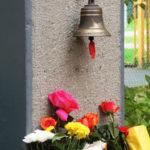 Линейка в школе-интернате №42 в память о жертвах Бесланской трагедии 1 сентября 2014