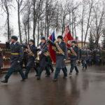 Мероприятие памяти павших при исполнении воинского долга8 ноября 2014