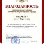 Главнокомандующий войсками национальной гвардии Российской Федерации