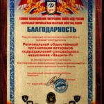 Главное командование внутренних войск МВД России Центральный спортивный клуб внутренних войск МВД России