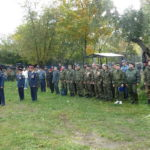 Соревнования среди ВПК при ОСН территориальных органов ФСИН России 27 сентября 2014