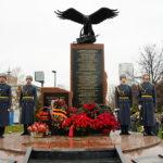 Мемориальный комплекс «Доблесть и слава подразделений специального назначения России» 3 ноября 2018