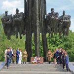 75-я годовщина формирования Первой пехотной дивизии имени Тадеуша Костюшко 17 мая 2018