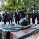 Чествование ветеранов Великой Отечественной Войны 7 мая 2019 года