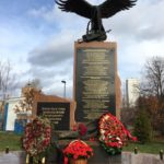 Мероприятие, посвященное памяти военнослужащих подразделений спецназначения Министерства обороны России, войск Национальной гвардии и ФСБ, погибших при исполнении воинского долга 26 октября 2019 года